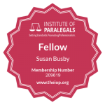 Certificate - Institute of Paralegals